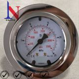 2.5 Inch China Manufacture Instant Reading Back Mount Pressure Gauge