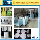plastic disposable tableware starch disposable production line melamine tableware machine