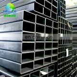 ms mild steel black square pipes weight
