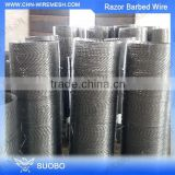 Razor Barbed Wire For Fencing With Iso9001 System Low Price Concertina Wire Small Spool Wire And Automatic Machine