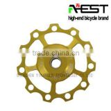 AEST 11t Aluminum Bicycle Rear Derailleur Pulley