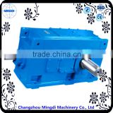 H/B Series Helical-bevel Gear box Transmission Parts With Engine Motors for agricultural machinery