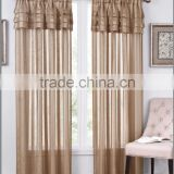 Hot Selling Factory 100%Polyester Cheap Soild Voile Sheer Curtain With Cheap Curtain Fabric                                                                         Quality Choice