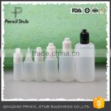 plastic squeeze vape liquid pet bottle 5ml 10ml 20ml 30ml 50ml e liquid dropper plastic bottle 30ml