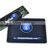 Custom printed sublimation natural rubber mouse pad,custom game mouse pad with speed control