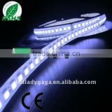 2012 new led strip! Most bright 1440LM/M 5M 600 led strip 5050SMD Flexible led strip white,DC24V,one lines/two lines