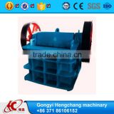 Small diesel engine jaw crusher for sale