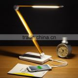 2014 NEWEST high intensity wireless charging table desk writing lamp                                                                         Quality Choice