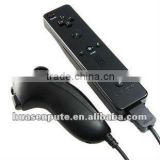 Hot sale Built-in Motion Remote Plus and Nunchuck for Nintendo Wii