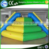 Water park toys climbing water slide inflatable water tower for adult                                                                                                         Supplier's Choice
