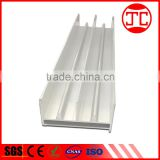 Aluminium profile for wardrobe doors, wardrobe fitting vertical profiles,Anodizing silver,handle