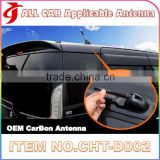 OEM Carbon Fiber Decoration Accessories GPS Satellite Antenna ALL CAR