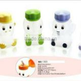 plastic drink bottle/cartoon children bottle