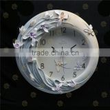 100% handcraft Painting Clock Modernist digital timer clock/