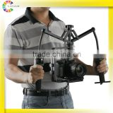 Huizhou latoured supplier high stabilization manufactory professional 3 axis gimbal dslr stabilizer for cameras videos