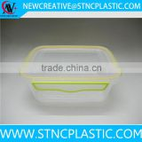 houseware plastic food container with lid 1.12L                                                                                                         Supplier's Choice