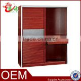fashion design top quality sliding door clothes cabinet
