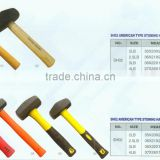Stoning hammer drop forging hammer wooden hammers neurological hammer