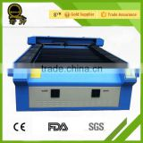 co2 laser cutting machine with panasonic servo motor long life portable QL-1325