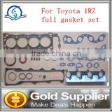 Brand New overal full gasket set engine gasket kit for TOYOTA 1RZ OEM:04111-75010 FULL GASKET SET