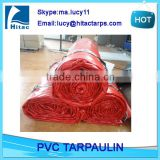 Factory price pvc coated polyester tarpaulin for truck cover                                                                         Quality Choice