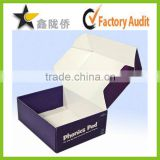 14 Years Custom Printed Corrugated Mailer Box For Shipping                                                                         Quality Choice