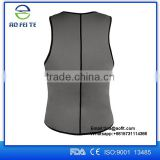 Hot Selling 2016 Men's Vest Slimming Body Shaper Tank Top Athletic Neoprene Sauna Vest Shapewear