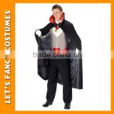 Adult Baroque Vampire Mens Halloween Party Fancy Dress PGMC0984