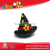 2016 New design fancy dress pirate of halloween hat animal felt party hathalloween hat dress up for kid