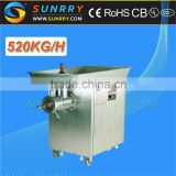 Factory direct supply high quality electric unversal used mincer meat grinder parts for food processing