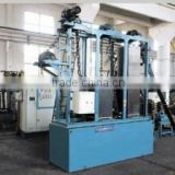 Round-link induction quenching and tempering equipment