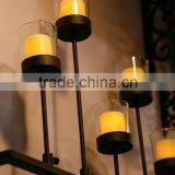 HOT SALE Battery Operated Flameless small Simple LED wax votive candle