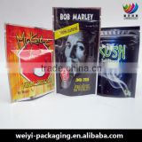 custom printed plastic pouches herbal incense stick bag                                                                         Quality Choice