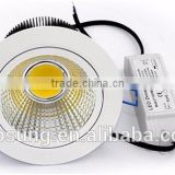 80LM/W recessed 40w UL lights led downlight COB                                                                         Quality Choice