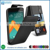 Wholesale Phone Case For Htc One M10 Flip Leather Cover Case