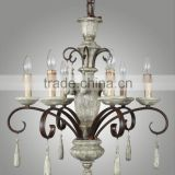 Hot sell porcelain chandelier zhongshan