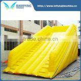 Outdoor inflatable race track walking ball sport games, inflatable air track, inflatable zorb ball track
