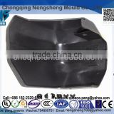 Injection moulded Car Replacement Bumper End Rear, Passenger Side, ,Textured, Plastic auto spare parts design processing