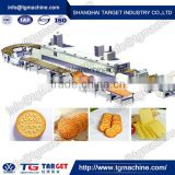 high quality small biscuits machine making line