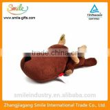 Lovely Deer Business Gift Plush Toy Bamboo Charcoal Bag