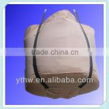 pp peanut seeds bulk bag woven bag with fill spout and flat bottom