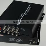720P/960P/1080P AHD/HDCVI/TVI Fiber Optical Converter Fiber Optic to BNC Digital Video Converter