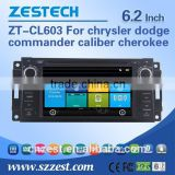 6 inch bluetooth usb adapter for car stereo For JEEP chrysler dodge commander caliber cherokee