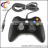 Brand new For Microsoft xbox 360 black wired controller