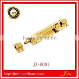 China Manufacturer good quality 1inch(25mm) width brass sliding bolt lock for door and window