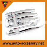 2006 2007 2008 2009 2010 2011 Chevy Impala chrome plastic plating lever door handle covers