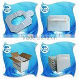 disposable potty protector, toilet-seat covers