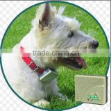 upgrade version pet gps tracker waterproof collar pet gps tracker system /pet gps tracking xt013