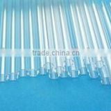 Quartz Tube Shape and Clear Quartz Pipe Type quartz tube Small diameter fine quartz glass capillary tube