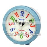 Beep alarm clocks/Numbers light up table alarm clock